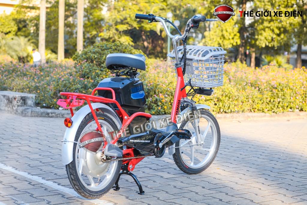 Xe Đạp Điện Hà Nội: Yamaha Icat H4